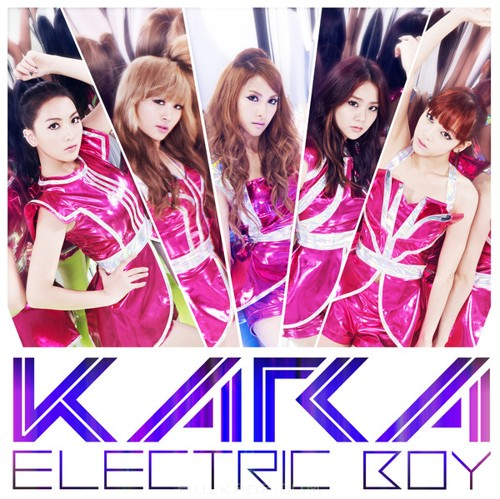 KARA – Electric Boy – EP (ITUNES PLUS AAC M4A)