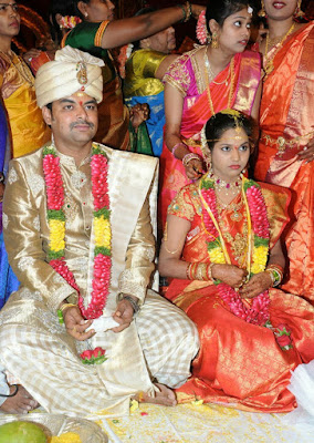 Producer Giri Daughter Wedding49