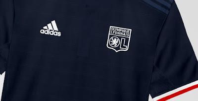 Stunning Olympique Lyon 17-18 Away Kit Concept by cenkunl cb3eceb7f