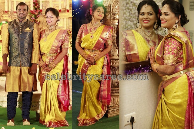 Thota Prasad Daughter Wedding