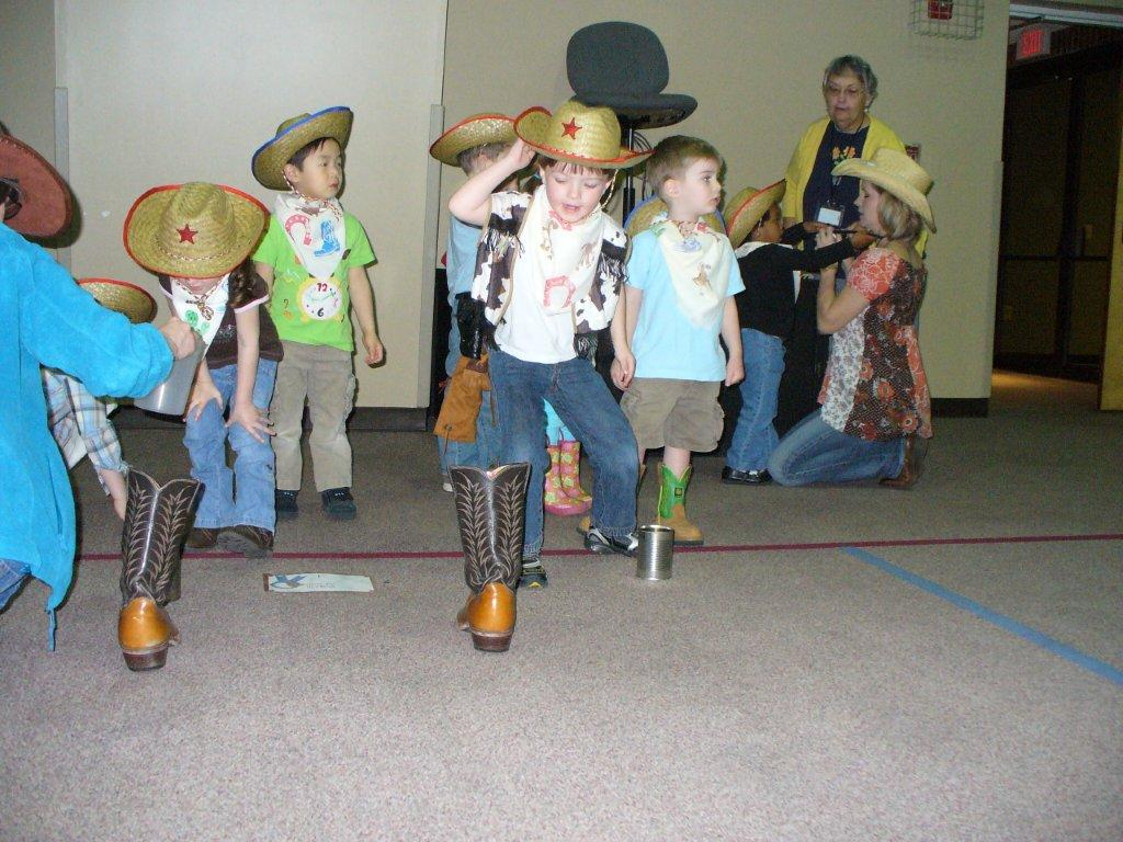 Enjoying Life S Moments Rodeo Day At Preschool