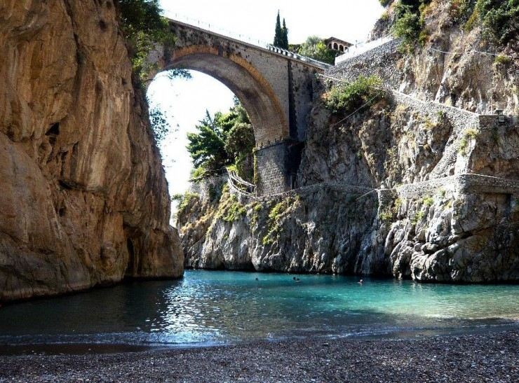 Top 10 Natural Wonders in Italy - Furore Fiord