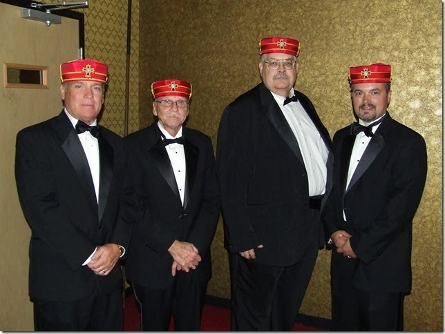 The Midnight Freemasons: Knight Commander of the Court of Honor