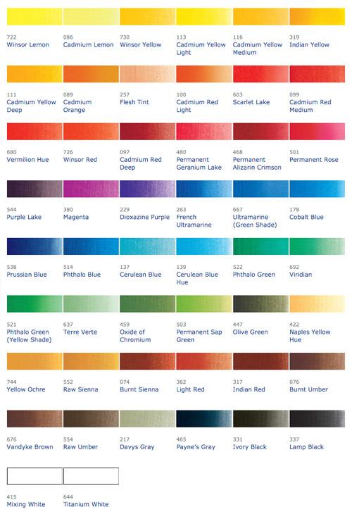 Clark and kensington paint color chart best paints images - Clark and kensington exterior paint ...