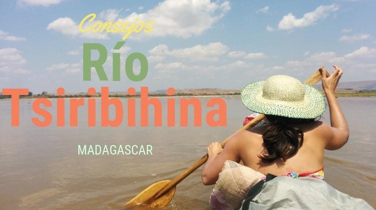 consejos río tsiribihina madagascar