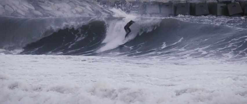 Barcelona Olas Surf Bodyboard Rock