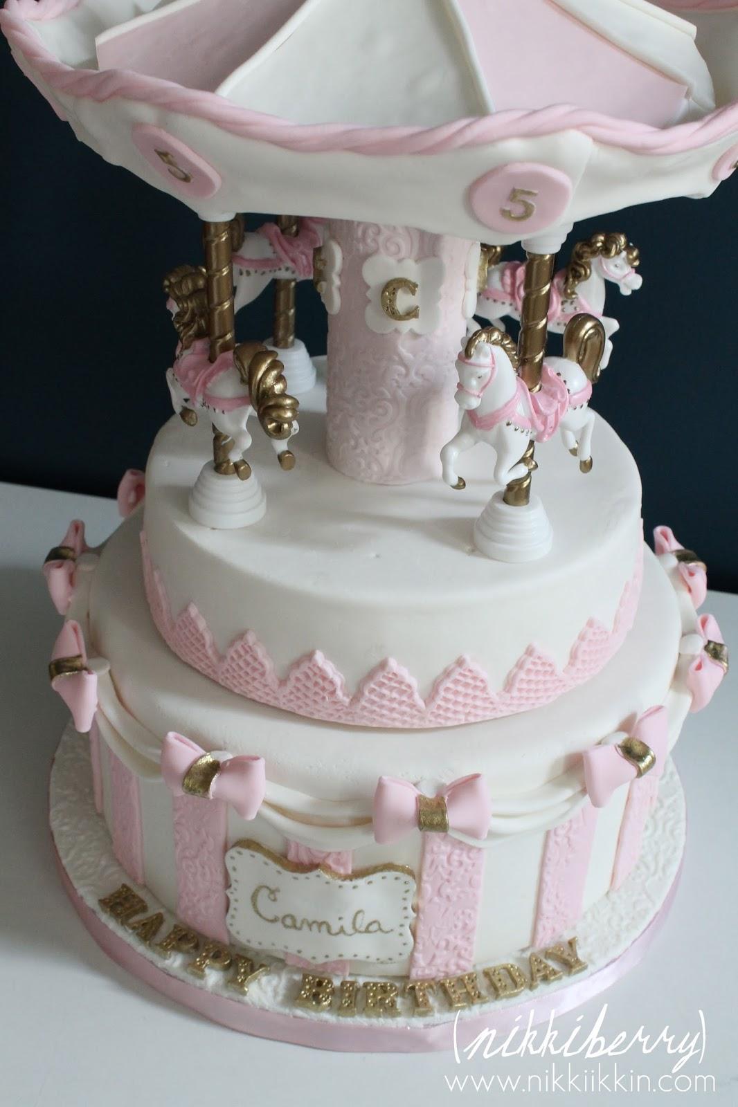 Dumbo Cake Topper Kit