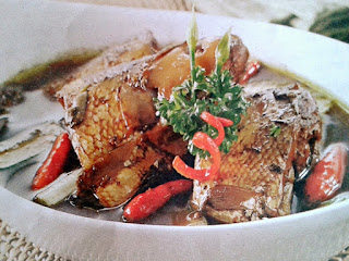 Gambar Resep Asam-asam Ikan Bandeng Kluwak