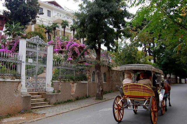 Distrito de Adalar em Istambul