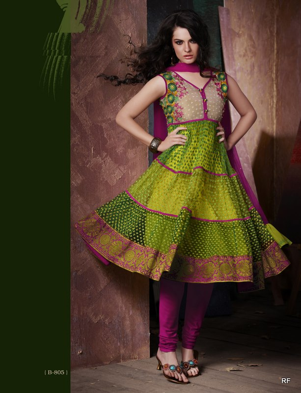 4b82d3bef09c garden  Latest Eid Collection for girls