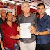 TEIXEIRA-PB: Ofício solicitando a permanência do Capitão Lima Filho é entregue ao governador do estado.