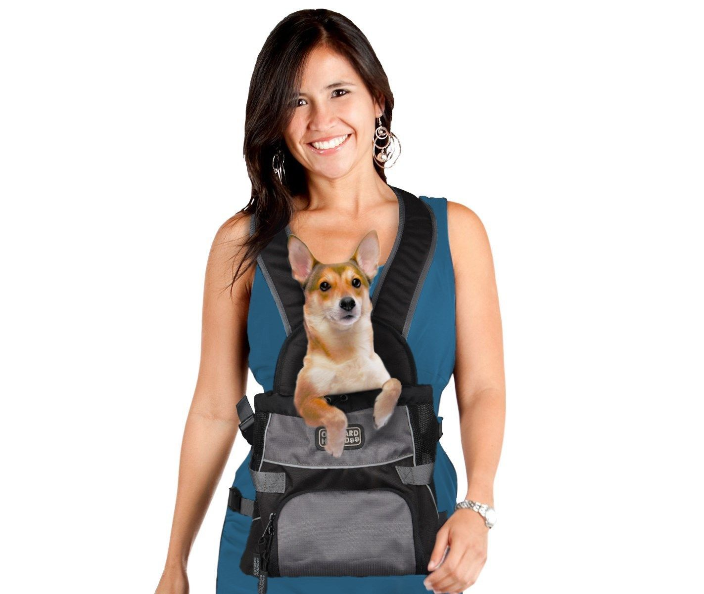 Motorcycle Front Pack For Small Dogs