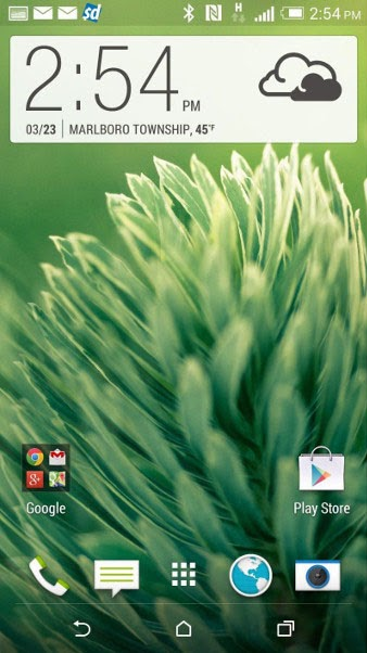 [Guide] How to install the new HTC Sense 6 weather and lock widget on any Android