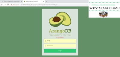 Install    ArangoDB  di  CentOS  7
