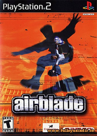 AirBlade (PAL) Playstation 2 Tek Link