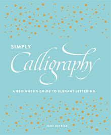 Simply Calligraphy cover