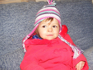 toddler hat, toddler coat, hat, coat, new clothes