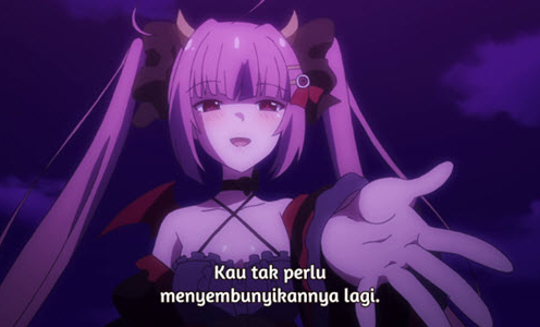 Download Anime Ange Vierge Episode 6 Subtitle Indonesia