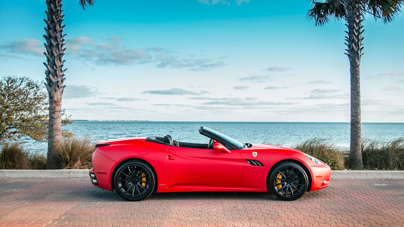 Ferrari California 4 HD