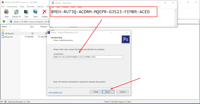 how to download and install adobe photoshop cs6 for free full version