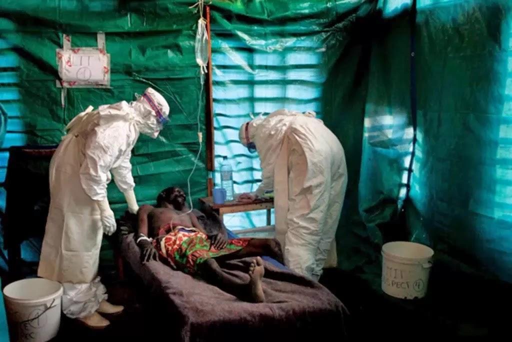 Penularan Virus Ebola