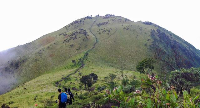 Mengetahui Cara Berjalan saat Proses Mendaki