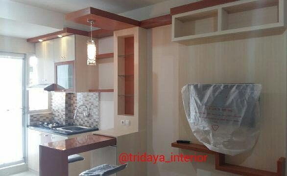 Desain Interior Apartemen Type Studio Gading Icon