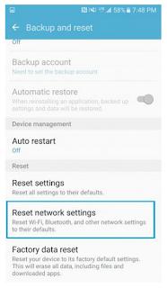 Cara Memperbaiki Masalah Wifi Samsung Galaxy S9 yang tidak terhubung