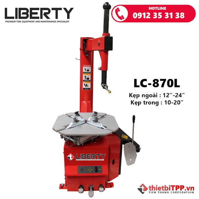 Chi tiết máy tháo vỏ LIBERTY LC-870L