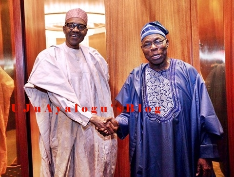 You Must Step On Toes Of Friends, Well-wishers To Achieve Change Agenda - Obasanjo to Buhari