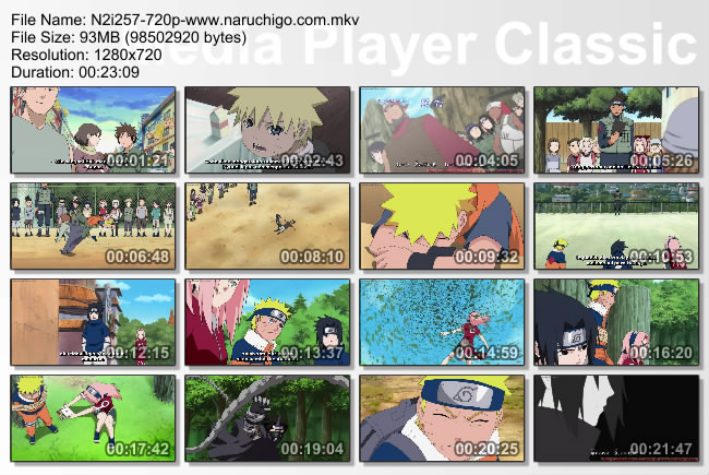 Suble Indonesia Naruto Shippuden Episode 4 g Naruto Shippuden Episode 257 Suble Bahasa Indonesia x
