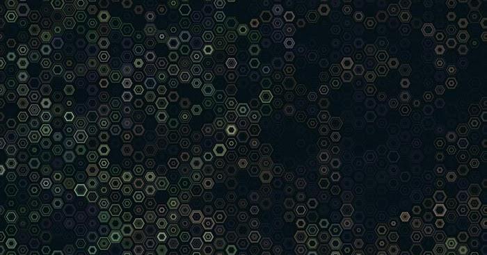 Hex Grid Wallpaper Engine