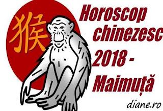 Horoscop Maimuță 2018