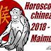 Horoscop chinezesc 2018 - Maimuță