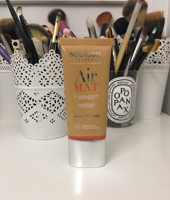 Review: Bourjois Air Mat Foundation
