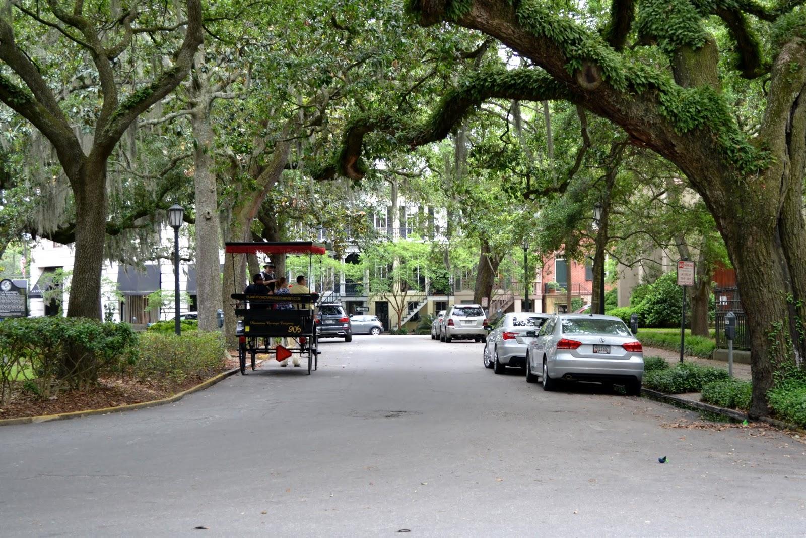 Саванна, Джорджия (Savannah, Georgia)