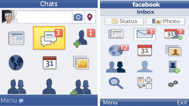 "My First Facebook apps- ""Facebook for every Mobile phone"" in Java Version -"