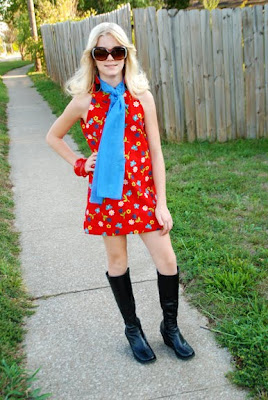 70's theme party clothes costume