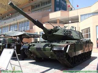 تركيا تطلق طلبية جديدة لرفع مستوى دباباتها (Leopard 2A4 و M60A3 ) 001