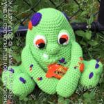 http://fiberdoodles.blogspot.com.es/2017/09/morton-monster.html