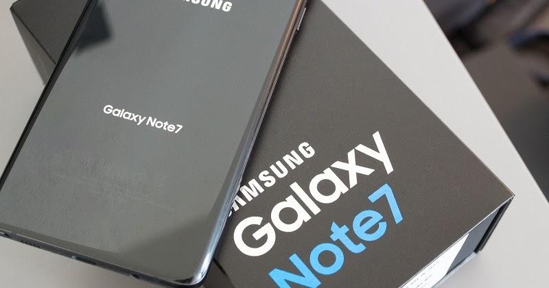 Samsung já deverá saber porque explodiram os Galaxy Note 7