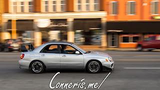 Subaru Impreza WRX STi Bug-eye