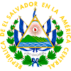 Logo Gambar Lambang Simbol Negara El Salvador PNG JPG ukuran 100 px