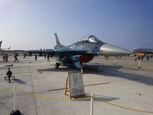 航空自衛隊F-2A/Bの写真