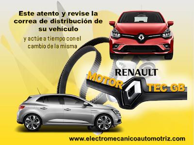 Cambio Kit de Reparticion Renault