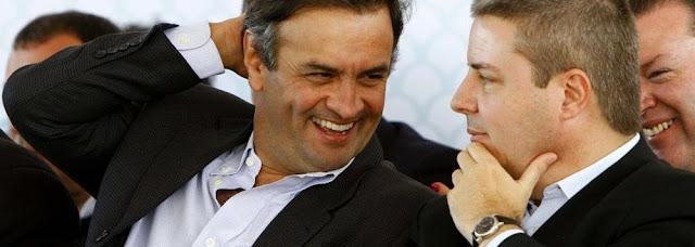 Em MG, Anastasia e Aécio Neves receberam os maiores repasses, diz Odebrecht e Dallagnol e Juiz Sergio Moro insistem em falar que PSDB não participou do esquema