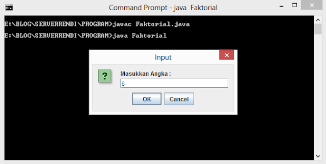 Java - Factorial Program using loop