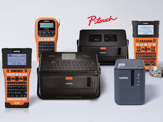 Brother P-Touch Labeller