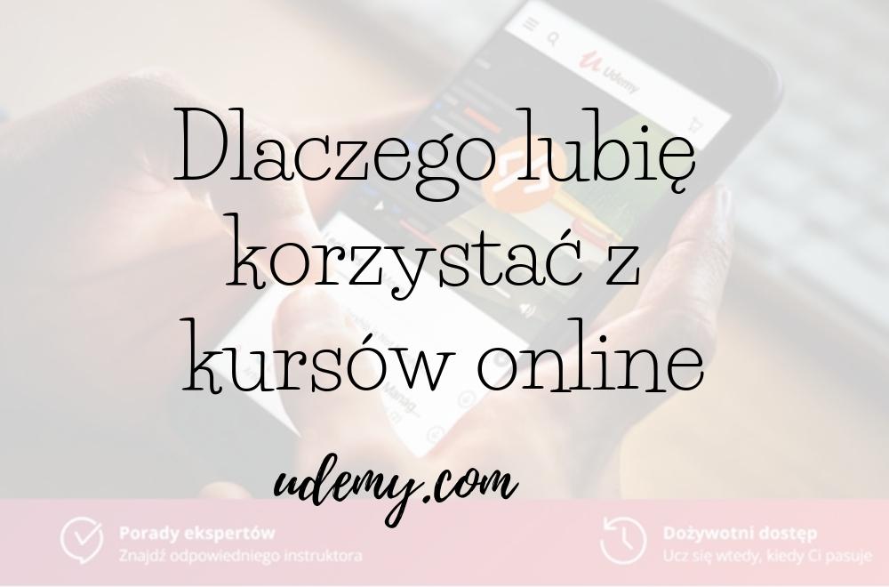 Dlaczego lubię korzystać z kursów online? O Udemy.com słów kilka + kurs Wordpress