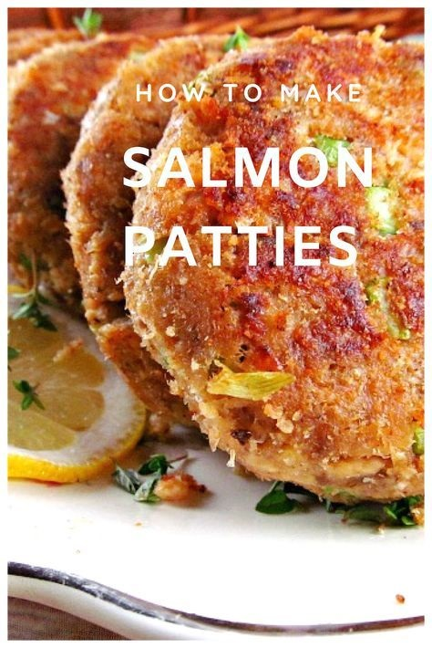 Best Salmon Patties